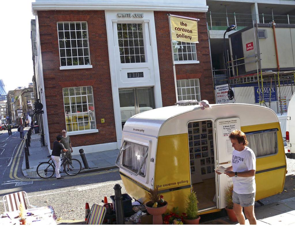 The Caravan Gallery