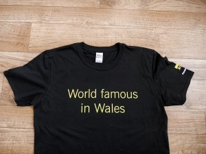 World Famous in Wales